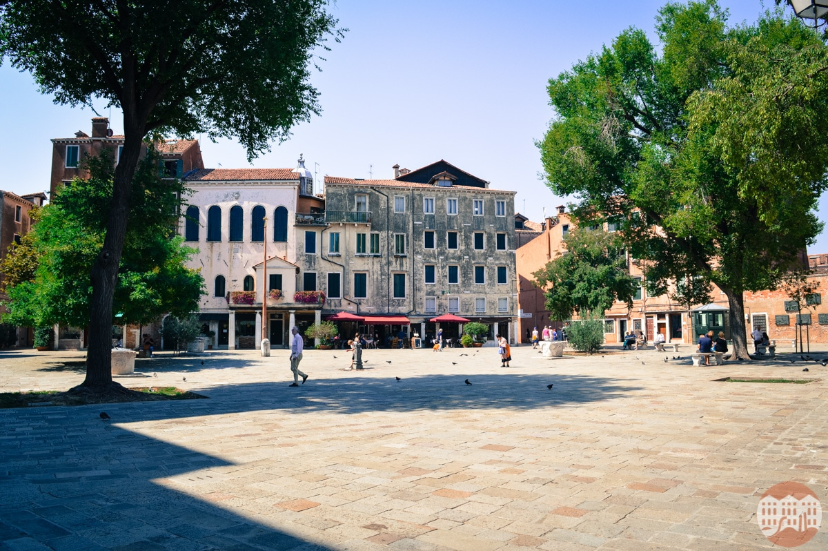 Venetian jewish Ghetto