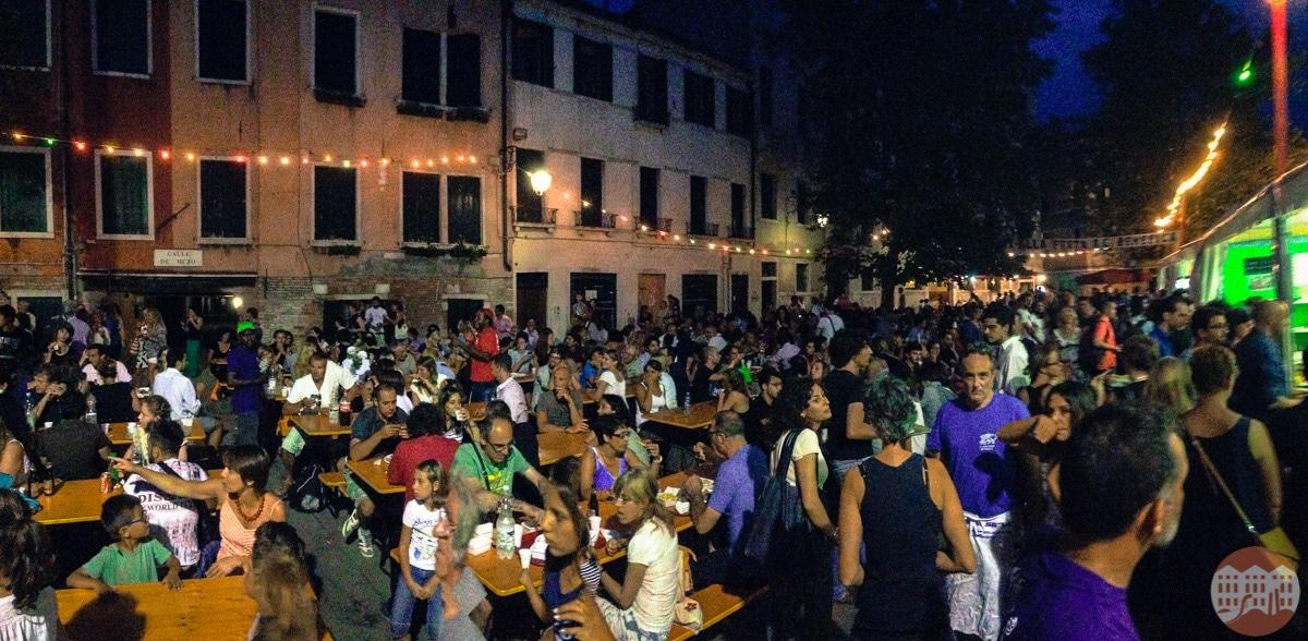 venice festivals san giacomo