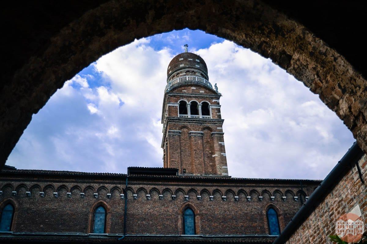 campanile madonna dell'orto